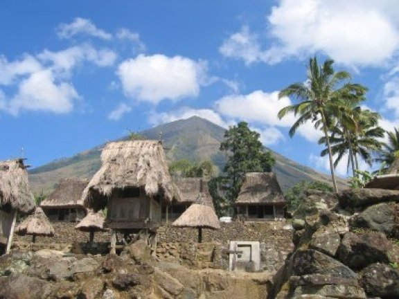 Flores island Indoesia, Bajawa Flores