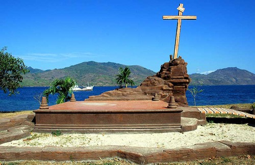Flores Island Indonesia, flores-holy-week