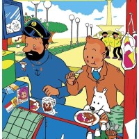 Tintin - Flight 714 - Indonesia, a tiny review
