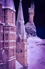 Hogwarts towers