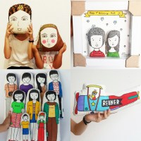 Martha Puri Natasande - Ideku Handmade - Cool Indonesian
