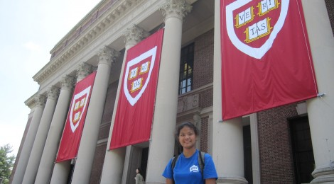 Image result for indonesian university student harvard