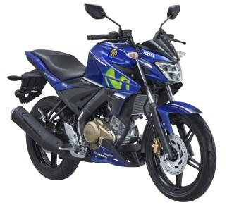 All New Vixion Movistar Yamaha MotoGP Livery 2017