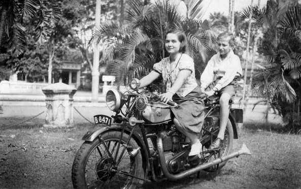 Short Story: Motorbike Taxi