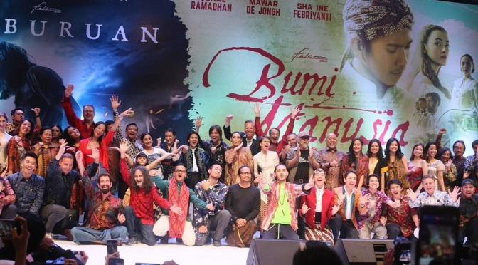 "Film: ""Bumi Manusia"" By Falcon Pictures"