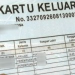 Kartu Keluarga Family Card Indonesian Translation Service