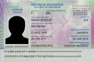 Indonesian Translation Service Paspor RI Indonesian Passport Translation