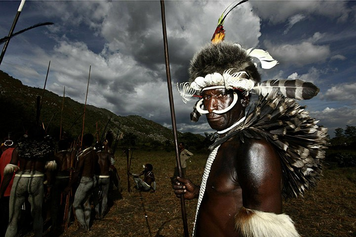 Dani tribe Papua