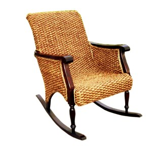 Carvo Wicker Arm Chair