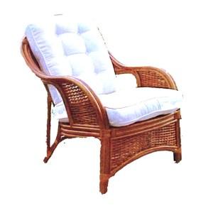 Lazio Rattan Arm Chair