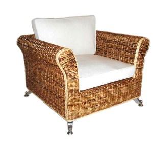 Andrianie Wicker Arm Chair