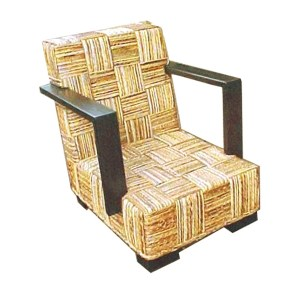 Reno Wicker Arm Chair