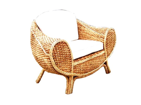 Jakarta Wicker Arm Chair