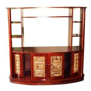 Nirina Wooden TV Cupboard