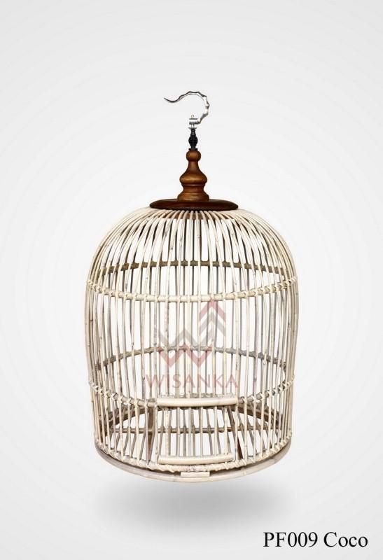 Coco Rattan Bird Cage