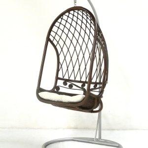 Tulip Rattan Hanging Chair