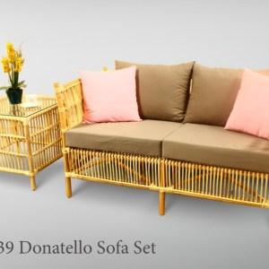 Donatello Rattan Sofa Set