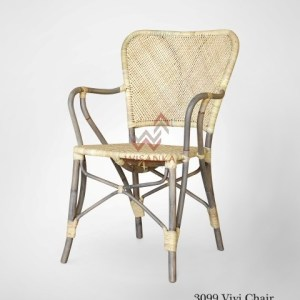 Vivi Rattan Arm Chair