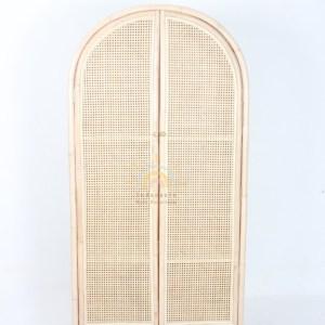 Indah Rattan Cupboard