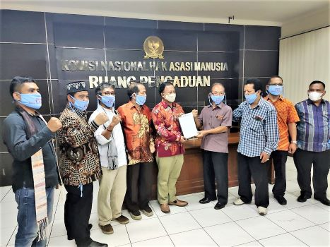 PT TPL dilaporkan ke Komnas HAM
