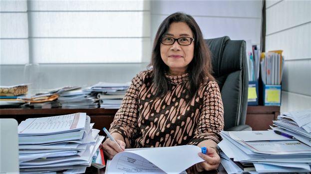 Deputi V Kantor Staf Presiden, Jaleswari Pramodhawardani