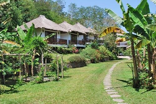 Hotel B11 - Moni Village, Flores, Indonesië