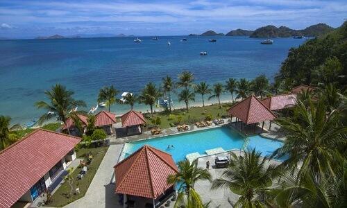 Hotel M01 - Labuan Bajo, Flores, Indonesië