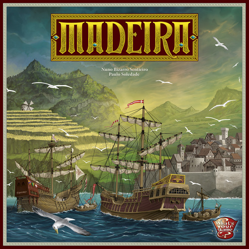 Board Game Review: Madeira