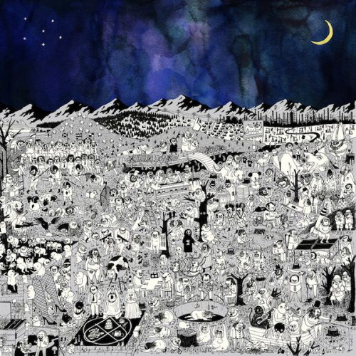 Album Review: Father John Misty - Pure Comedy