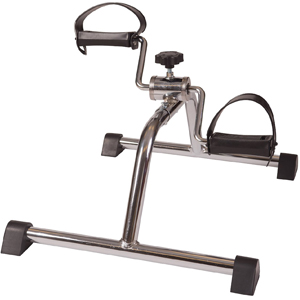 DMI Lightweight Mini Pedal Exerciser Leg and Arm Exerciser