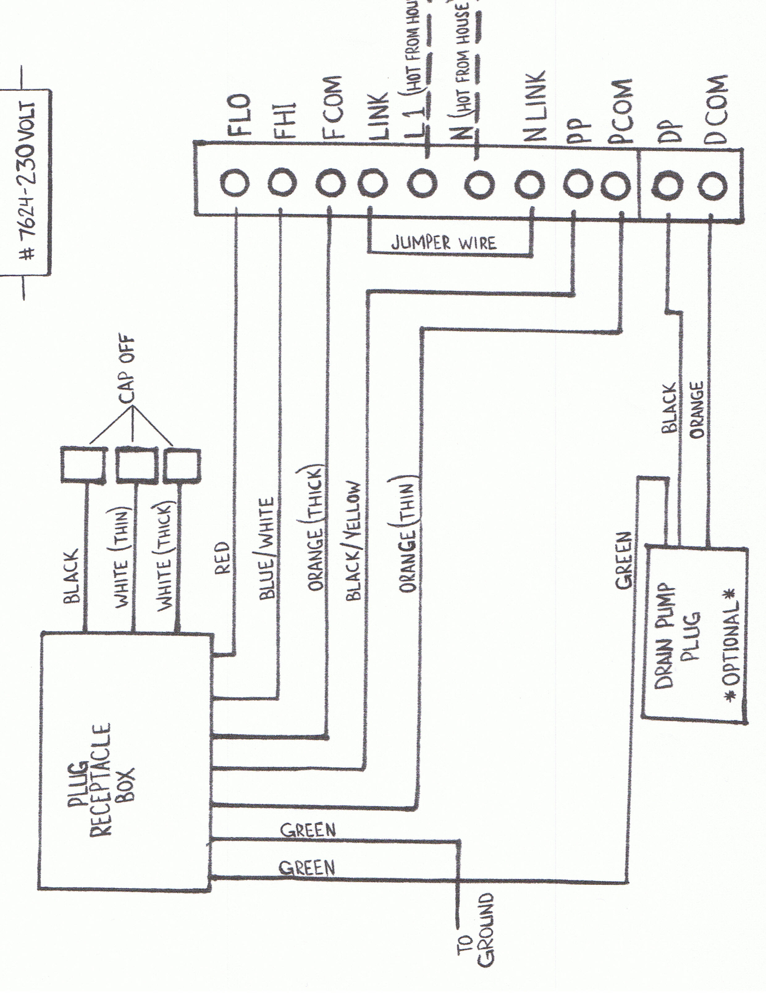 Utilitech Pump Wiring Diagram