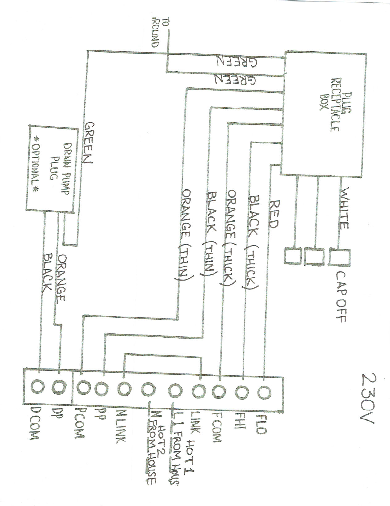 Mastercool Thermostat Wiring Diagram
