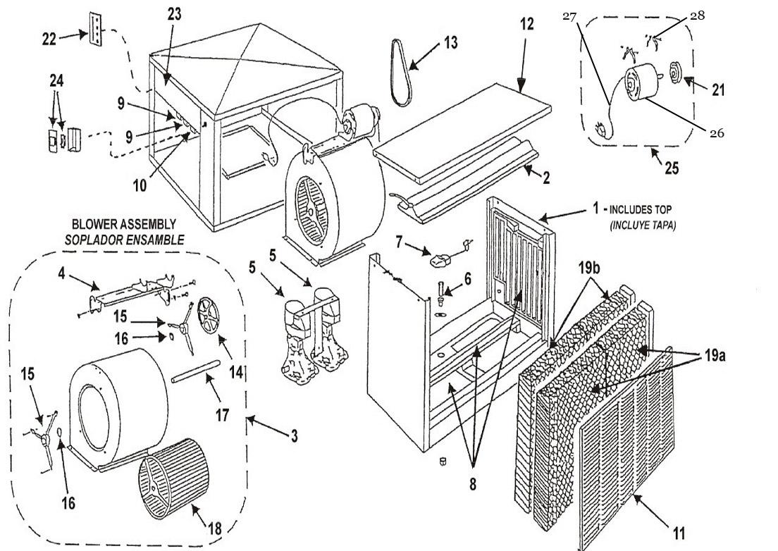 Aerocool Pro Series Pd 1 Parts Breakdown List
