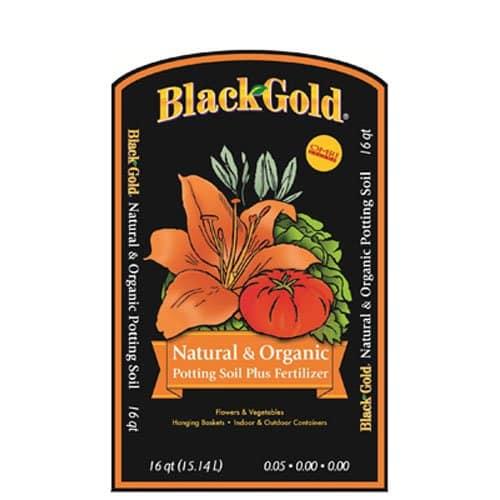 Black Gold All Organic Potting Soil