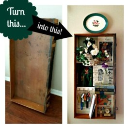 Drawer Shelf DIY Tutorial