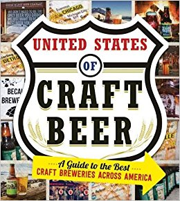 fathers day, gift, beer, craft beer, breweries, america, guide book, camping, road trip