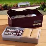 Hershey's S'mores Caddy for an adorable win around the campfire
