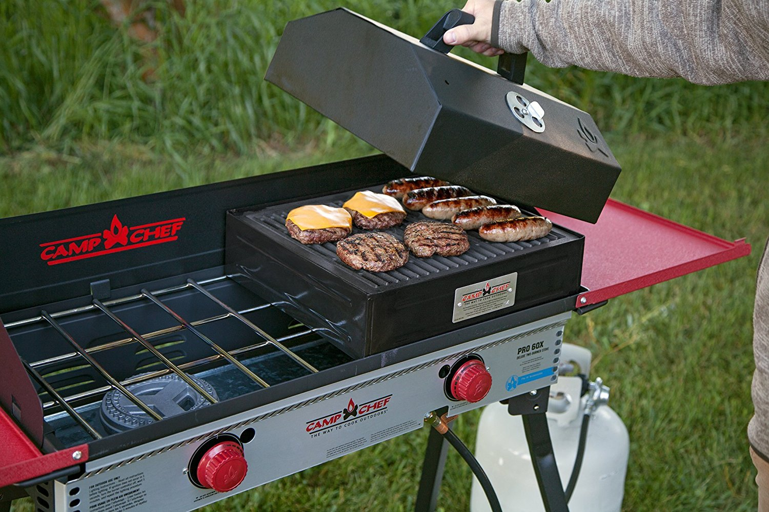 Camp Chef Barbecue Box With Lid