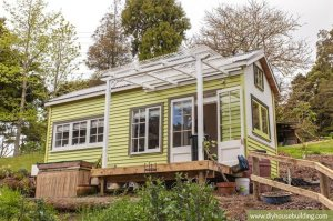 tiny house, plans, lucy, glamping, rv living, full time, affordable vacation home
