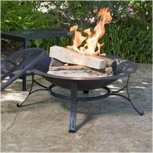 copper fire bowl, copper fire pit, backyard fire pit, copper fire pit bowl, fire bowl, cast iron fire pit, cast iron fire bowl, copper finish