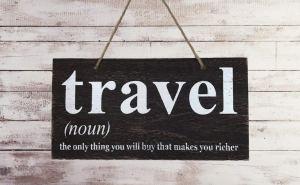 travel, decor, home decor, camper decor, camping decor, sign, wood sign, inspirational, wanderlust