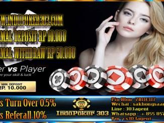 Tips Memperkecil Kekalahan Dalam Bermain Poker Online