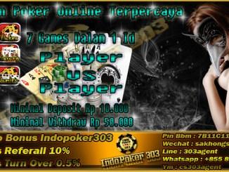 Bandar Poker Online Terpercaya Di Indonesia