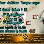 Bermain Poker Online Menggunakan Uang Asli