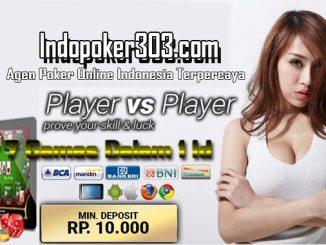 Indopoker303 Agen Resmi Poker Online Indonesia Teraman 2018