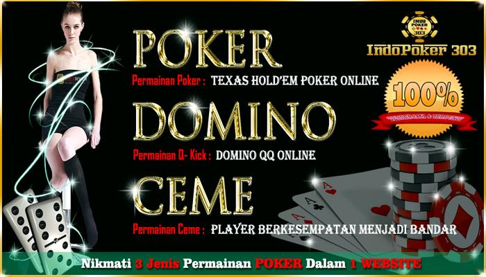 Situs Poker Indonesia Terbesar Dan Terpercaya
