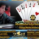 Perbedaan Gaya Bermain Poker Yang Perlu Kamu Ketahui