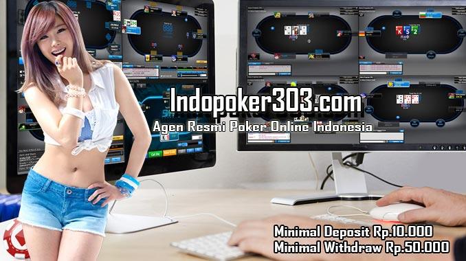 Agen Resmi Poker Online Indonesia Teraman Dan Berkuallitas