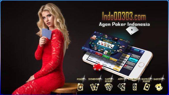 Permainan game judi poker online dengan taruhan menggunakan uang asli semakin marak diminati di seluruh dunia. baik itu untuk main atau hanya sekedar iseng saja. namun belakangan ini, tercatat dalam survey IndoQQ303 yang menjadi situs judi poker online Indonesia,