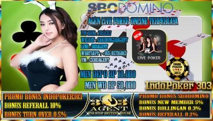 Bermain Live Poker Dengan Agen Poker Terbaik